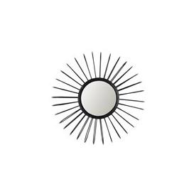 image-Selena Wall Mirror - Black