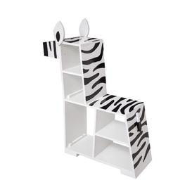 image-Zoo Kingdom 106.68cm Bookcase Teamson Kids