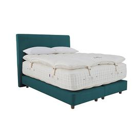 image-Harrison Spinks - Stately Harewood Divan Set with Mattress Topper - Small Double