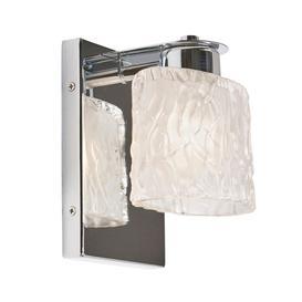 image-QZ/SEAVIEW1 BATH Seaview 1 Light Bathroom Wall Light In Polished Chrome