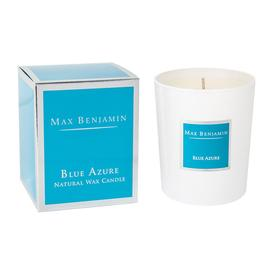 image-Max Benjamin - Classic Collection Scented Candle - 190g - Blue Azure
