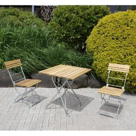 image-Weslaco 2 Seater Bistro Set Dakota Fields