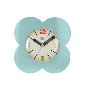 image-Orla Kiely House Flower Alarm Clock