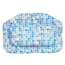 image-Mosaic Bath Pillow Croydex