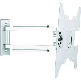 """image-Adjustable TV Wall Mount for 13-52\"""" LCD Screens Symple Stuff Colour: Silver"""