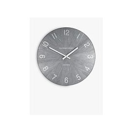 image-Thomas Kent Wharf Large Analogue Wall Clock, 114cm