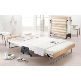 image-Jay-Be J-Bed Folding Bed with Memory e-Fibre Mattress, Small Double