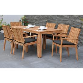 image-Winton - 6 Seater Garden Dining Set