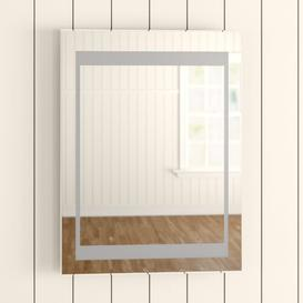 image-Illuminated Bathroom Mirror Belfry Bathroom