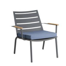 image-Alexander Rose Garden Furniture Fresco Lounge Chair Cushion