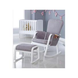 image-Ickle Bubba Dursley Rocking Chair and Stool