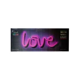 image-Love LED Neon Wall Light