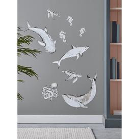 image-Ocean Wall Stickers
