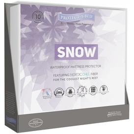 image-Protect-A-Bed Snow Mattress Protector