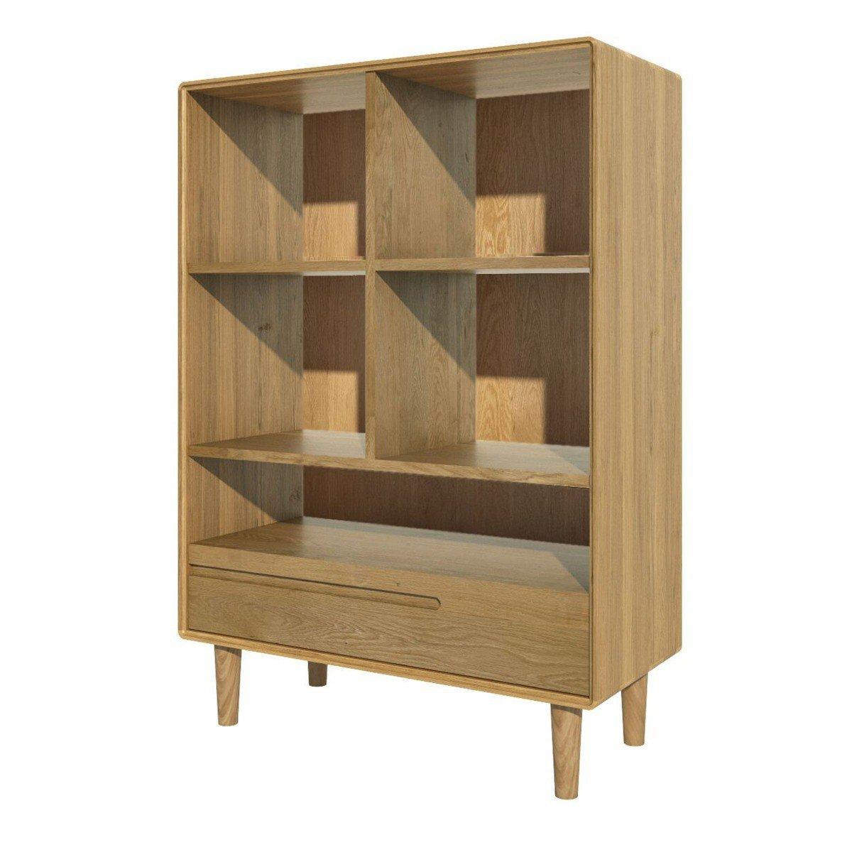 image-Scandic Small Bookcase