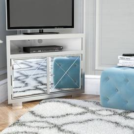 "image-Reyes Corner TV Stand for TVs up to 40"" Rosdorf Park"