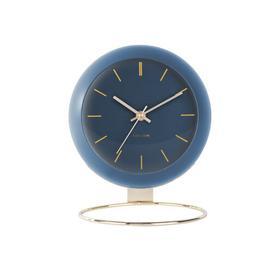 image-Globe Table Clock Karlsson