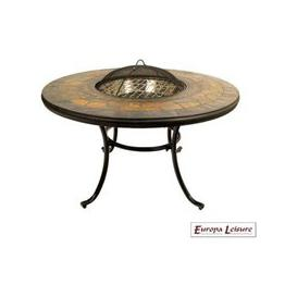image-Durango Fire Pit Garden Table - Coffee