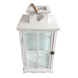 image-Painted Rectangular Lantern House of Hampton