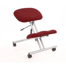 image-Kneeling Chair Symple Stuff Colour: Chilli