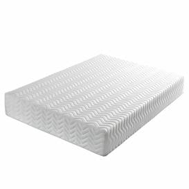 image-Agustin Foam Open Coil Mattress Symple Stuff Size: Small Double (4')