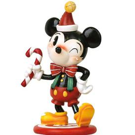 image-Christmas Mickey Figurine Miss Mindy