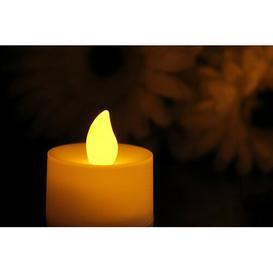 image-Diwali Diya LED Flameless Candle Symple Stuff Colour: Amber