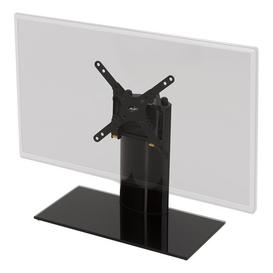 "image-Heavener Fixed Universal Desktop Mount for 32"" LCD, LED, Plasma TV Ebern Designs"