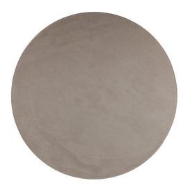 image-Minehead Dream Luxury Tufted Beige Rug Canora Grey Rug Size: Round 133cm