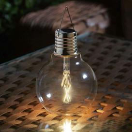 image-Eureka Vintage Solar Light