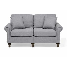 image-Casandra 2 Seater Loveseat Marlow Home Co. Upholstery Colour: Grey