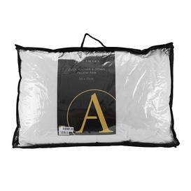 image-Essentials - Duck Feather & Down Pillow Pair