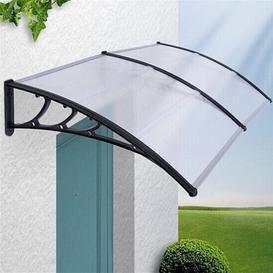 image-Mazie 0.1m W x 0.2m D Door Canopy Sol 72 Outdoor