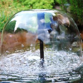 image-Wasserwerk Solar Pond Fountain with Light