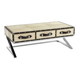 image-Furud Townhouse Wooden Coffee Table In Natural