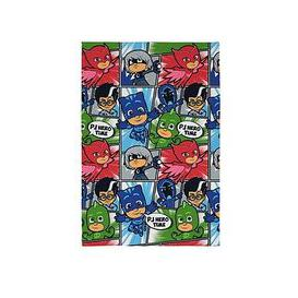 image-Pj Masks Hero Time Fleece Blanket
