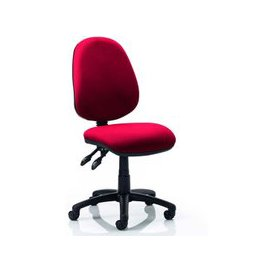image-Luna II Office Chair In Bergamot Cherry
