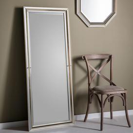 image-Vogue Gold 152x63cm Leaner Mirror Gold