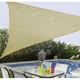 image-5m x 5m Triangular Shade Sail Sol 72 Outdoor