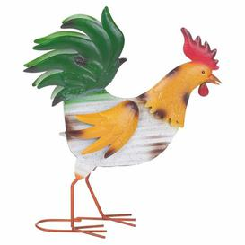 image-Sorrel Garden Rooster