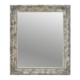 image-WOODEN WALL MIRROR ANT.BEIGE 64?5?74