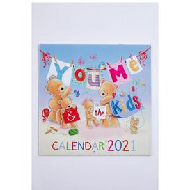 image-You&#44 Me and The Kids Calendar 2021
