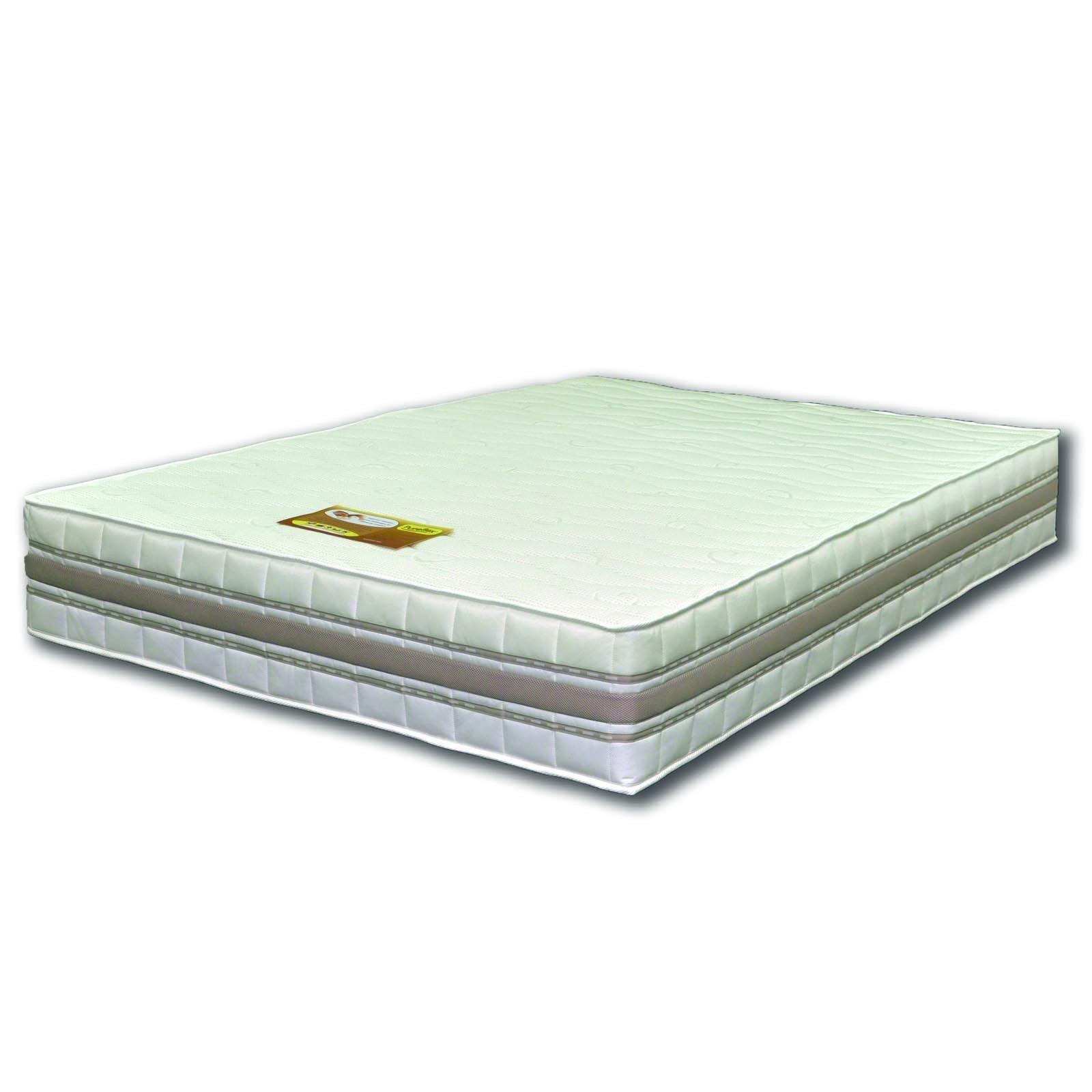 "image-Hf4you Pureflex® 10"" Latex Foam Mattress"