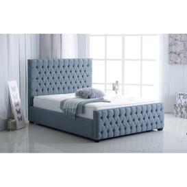 image-Upholstered Bed Frame