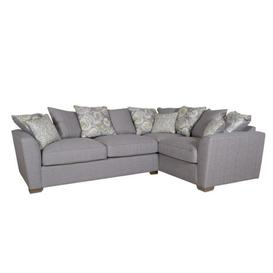 image-Franklin 4 Seater Left Hand Corner Group Pillow Back