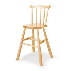 image-Children's chair ANNA, H 520 mm, birch
