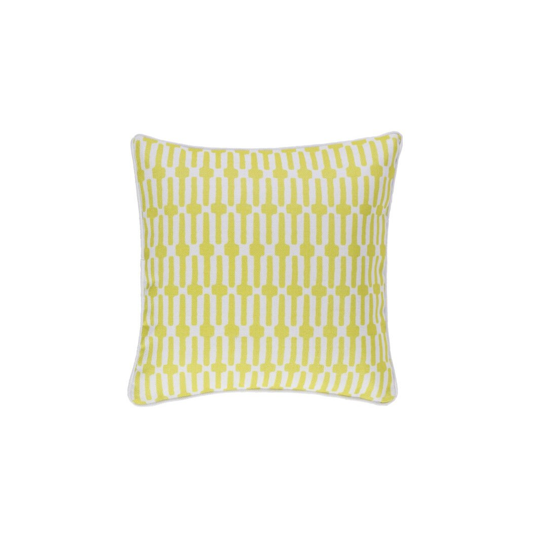 image-Links Chartreuse Pillow Indoor/Outdoor Cushion