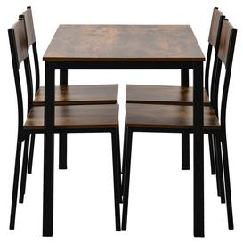 image-Arndt 4 - Person Dining Set
