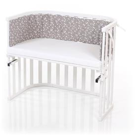 image-Maxi Advance Bedside Crib babybay Colour: White