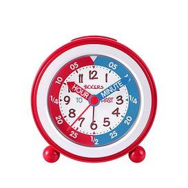 image-Tikkers Time Teacher Alarm Clock &Ndash Red And Blue
